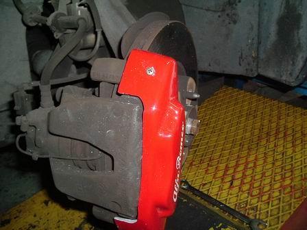 Brembo Brake Pads >> Brake Caliper Covers